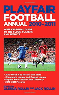 Playfair Football Yearbook 2010-2011 9780755361083
