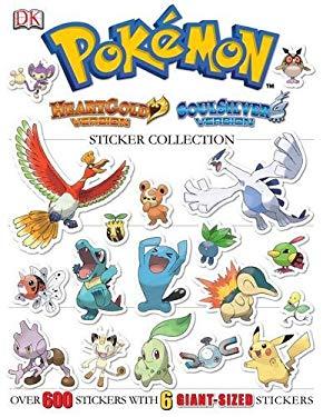 Pokemon Heart Gold/Soul Silver Ultimate Sticker Trade