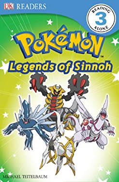 Pokemon: Legends of Sinnoh! 9780756687007