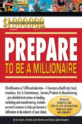 Prepare to Be a Millionaire 9780757307140