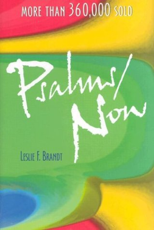 Psalms Now: Third Version 9780758606488