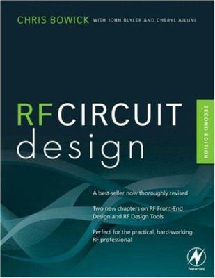 RF Circuit Design 9780750685184