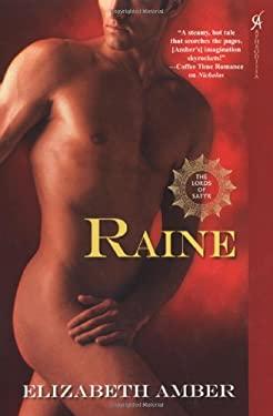 Raine: The Lords of Satyr 9780758220400
