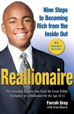 Reallionaire: Nine Steps to Becoming Rich from the Inside Out 9780757302244