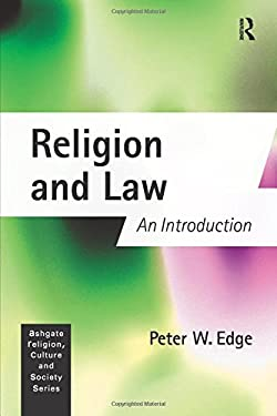 Religion and Law: An Introduction 9780754630487