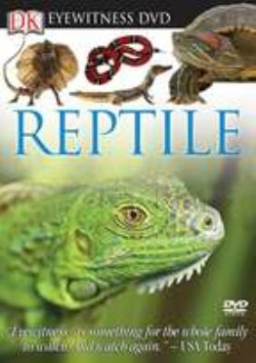 Eyewitness DVD: Reptile 9780756638917