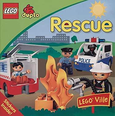 Rescue [With Sticker(s)] 9780756651602