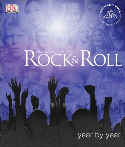 Rock and Roll Year by Year 9780756613341