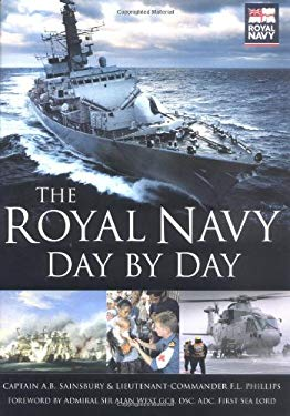 Royal Navy Day by Day 9780750938914