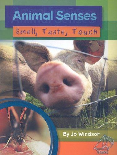Animal Senses: Smell, Taste, Touch 9780757885105