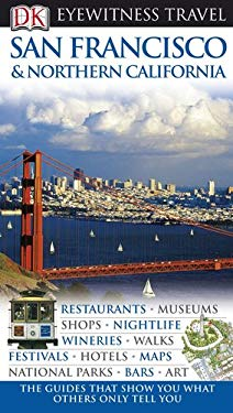 Eyewitness San Francisco & Northern California 9780756661533