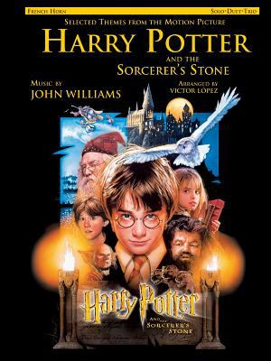 Selected Themes from the Motion Picture Harry Potter and the Sorcerer's Stone: Solo, Duet, Trio 9780757992254