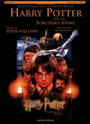Selected Themes from the Motion Picture Harry Potter and the Sorcerer's Stone (Solo, Duet, Trio): Trumpet 9780757992261