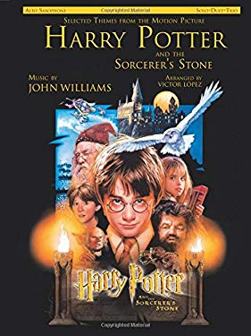 Selected Themes from the Motion Picture Harry Potter and the Sorcerer's Stone (Solo, Duet, Trio): Alto Saxophone 9780757992285