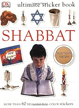 Shabbat [With 60 Reusable Stickers] 9780756609825