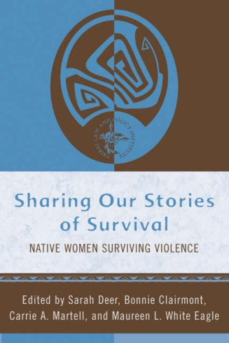 Sharing Our Stories of Survival: Native Women Surviving Violence 9780759111240
