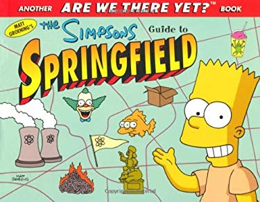 Simpsons Guide to Springfield, the 9780752224039