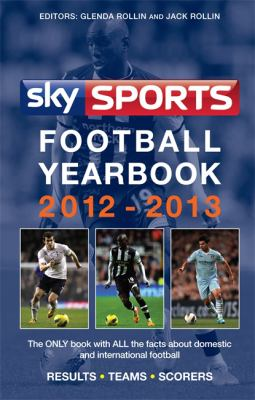 Sky Sports Football Yearbook 2012-2013 9780755363551