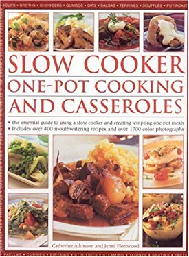 Slow Cooker: One-Pot Cooking and Casseroles 9780754815938