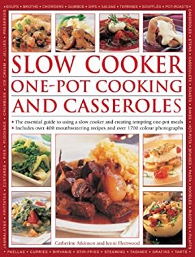 Slow Cooker: One-Pot Cooking and Casseroles 9780754816225