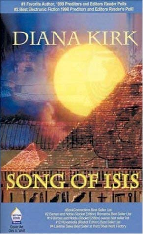 Song of Isis 9780759903418