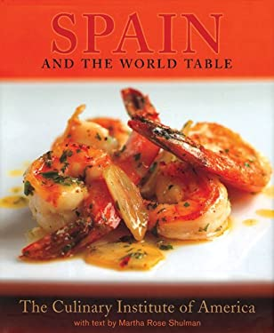 Spain and the World Table 9780756633875