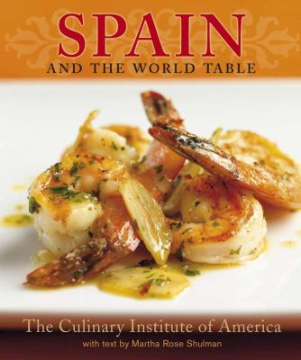 Spain and the World Table 9780756688998