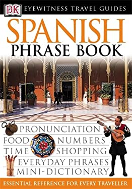 Spanish Phrase Book 9780751369854