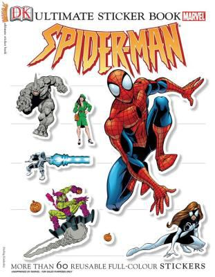 Spider-Man [With 60 Reusable Full-Color Stickers] 9780756618339
