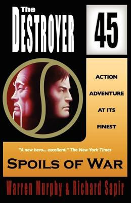 Spoils of War (the Destroyer #45) 9780759252349