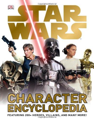 Star Wars Character Encyclopedia 9780756682538