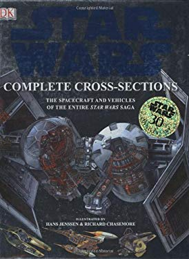 Star Wars Complete Cross-Sections 9780756627041