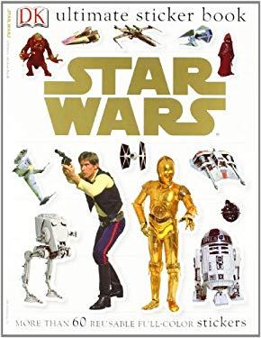 Star Wars [With Reusable Stickers] 9780756607647