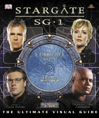 Stargate Sg-1: The Ultimate Visual Guide [With DVD] 9780756623616