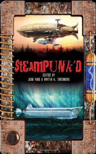 Steampunk'd 9780756406431