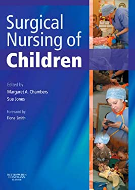 Surgical Nursing of Children 9780750648073