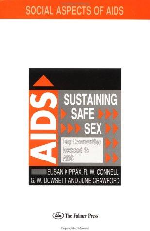 Sustaining Safe Sex 9780750701334