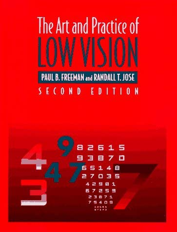 The Art and Practice of Low Vision 9780750696852