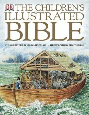 The Children's Illustrated Bible 9780756602611
