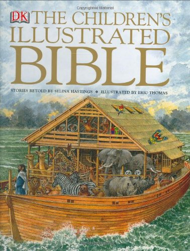 The Children's Illustrated Bible 9780756609351
