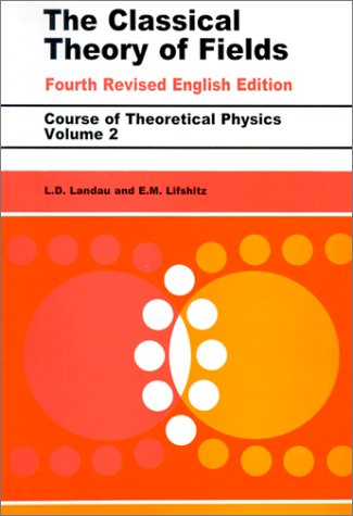 The Classical Theory of Fields: Volume 2