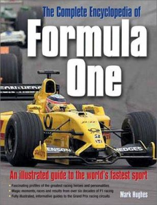 The Complete Encyclopedia of Formula One 9780754811510