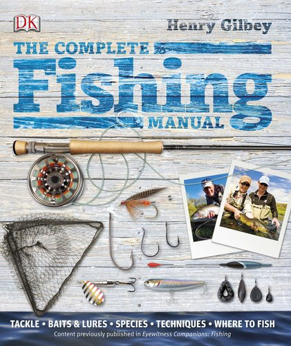 The Complete Fishing Manual 9780756682293