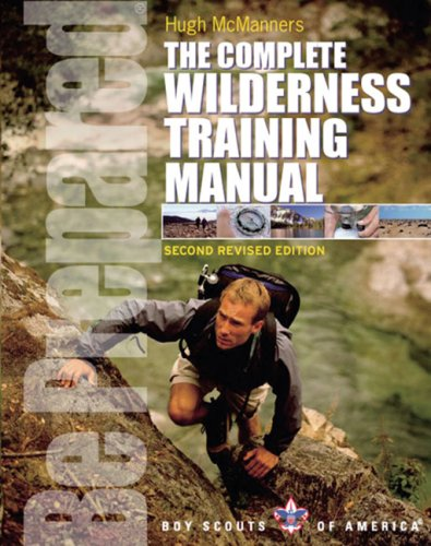 The Complete Wilderness Training Manual 9780756628048