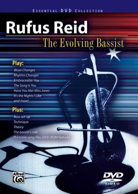 The Evolving Bassist: DVD 9780757915659