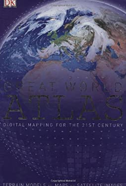 The Great World Atlas 9780756622701