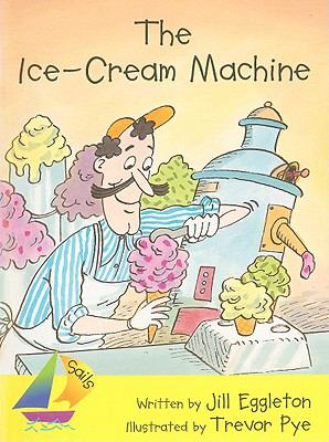 The Ice-Cream Machine 9780757887284