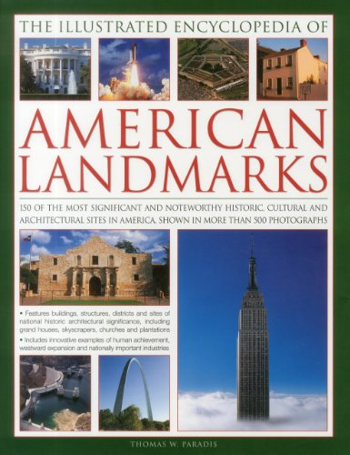 The Illustrated Encyclopedia of American Landmarks 9780754820857
