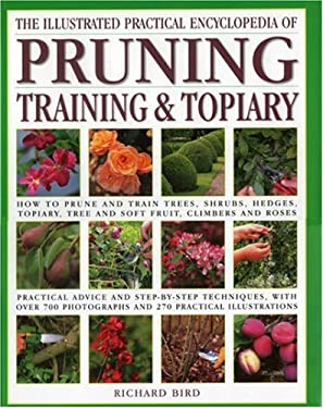 The Illustrated Practical Encyclopedia of Pruning, Training & Topiary: How to Prune and Train Trees, Shrubs, Hedges, Topiary, Tree and Soft Fruit, Cli 9780754815372