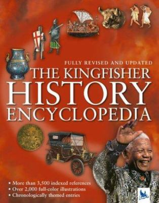 The Kingfisher History Encyclopedia 9780753457849